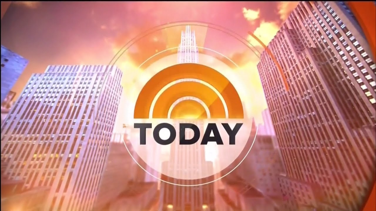 NBC Today Show Open May 2015 YouTube