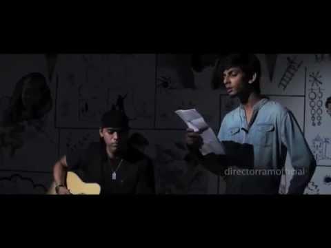Anandha yazhai- unplugged version by Aniruth