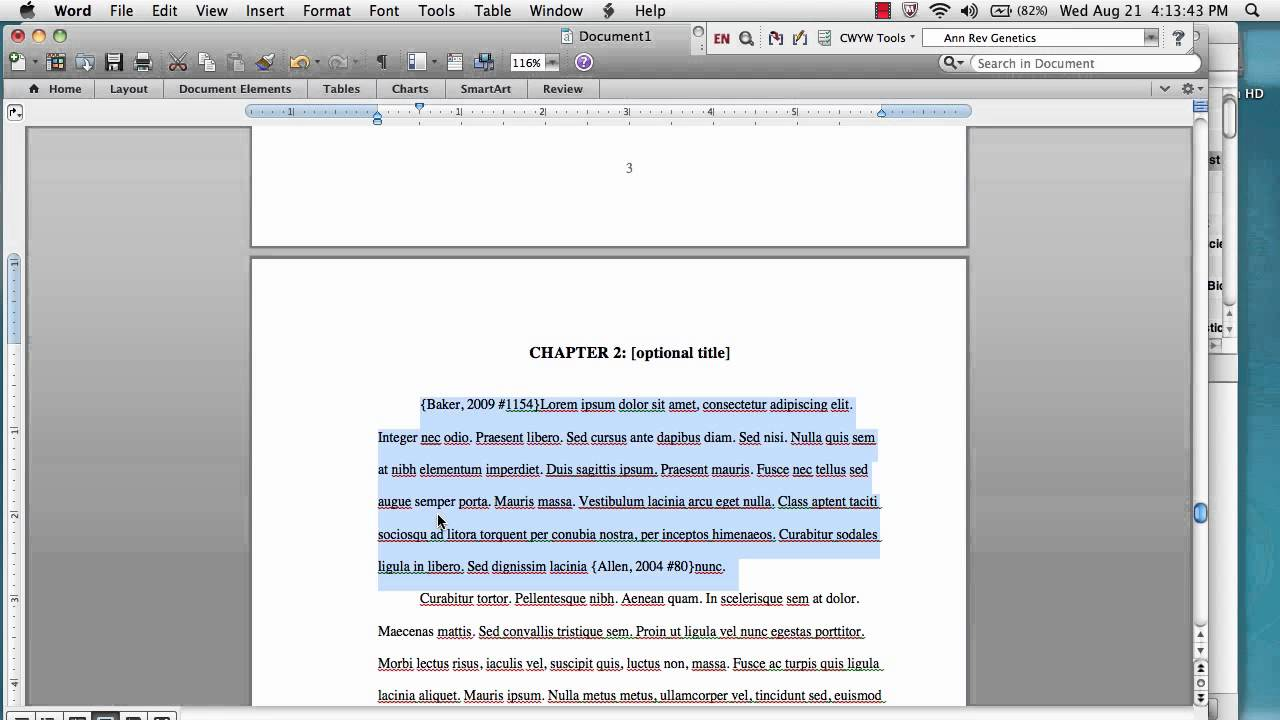 using the thesis and dissertation template part 3