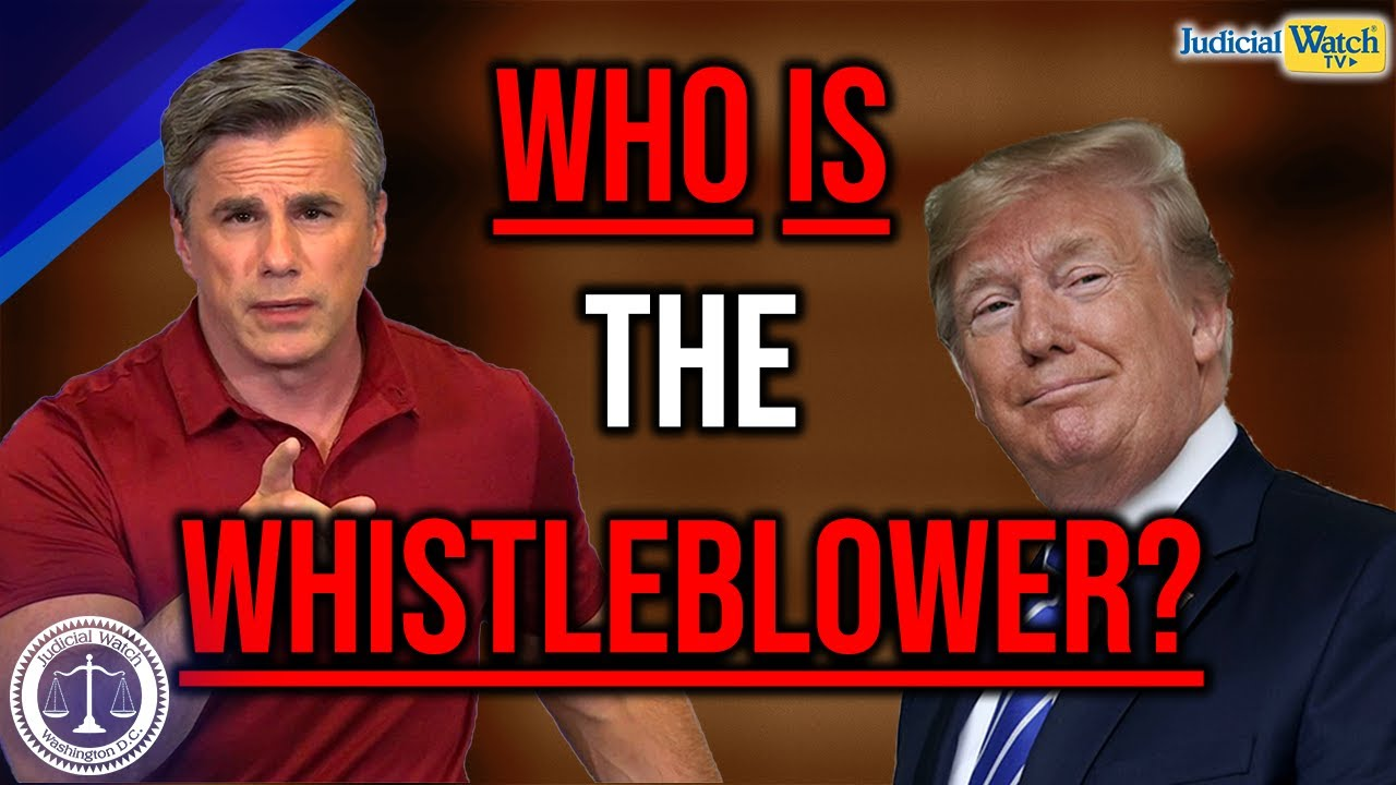 "Tom Fitton on YouTube Censoring JW Video About Whistleblower: ""OUR RIGHTS ARE BEING THREATENED!"