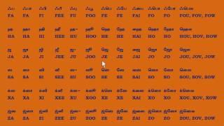(PART-8) இங்கிலீஷ்ல ஜ, ஜா, ஹ, ஹா, தெளிவான உச்சரிப்பில் படிக்கலாம், எழுதலாம் ஈஸியா TOTAL 16