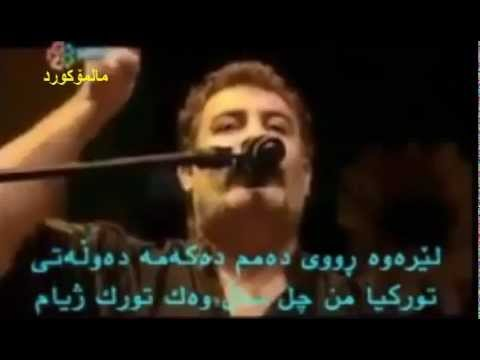 ahmet kaya. How to say i'm Kurdish in front of all businessman Turkish