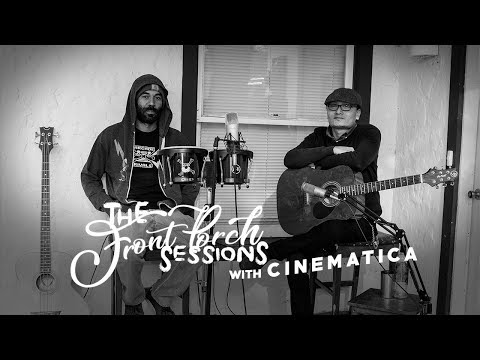 """The Front Porch Sessions – CINEMATICA, """"Sands of Atlantis"""""""