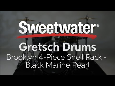 Gretsch Drums Brooklyn 4-Piece Shell Pack Review