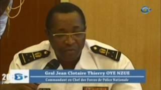 RTG / Formation des agents des Forces de Polices nationales (FPN) a l`UNPOL
