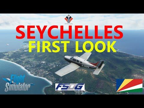 Microsoft Flight Simulator   Seychelles by FSDG - First Look & Review [MSFS Addons]