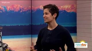 Lina Khalifeh's Interview at New Day NorthWest TV Channel