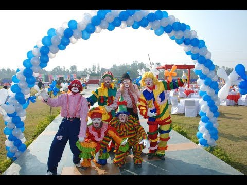 The Best Corporate Family Fun Days - Carnival Theme Party ideas 09891478183