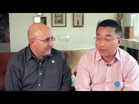 Why marriage matters for Evan Wolfson and Cheng He