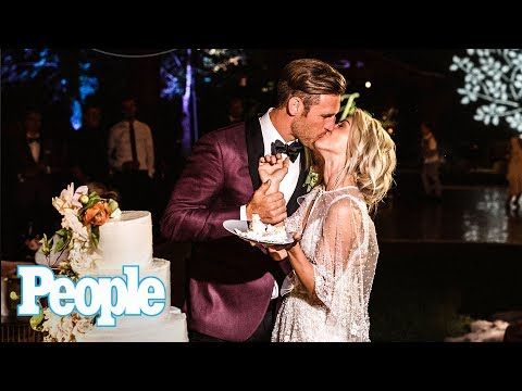 Inside Julianne Hough & Brooks Laich's Elegant Idaho Wedding & Reception  People NOW  People