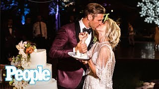 Inside Julianne Hough & Brooks Laich's Elegant Idaho Wedding & Reception | People NOW | People