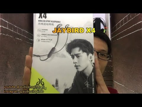 JAYBIRD X4 earphone full review