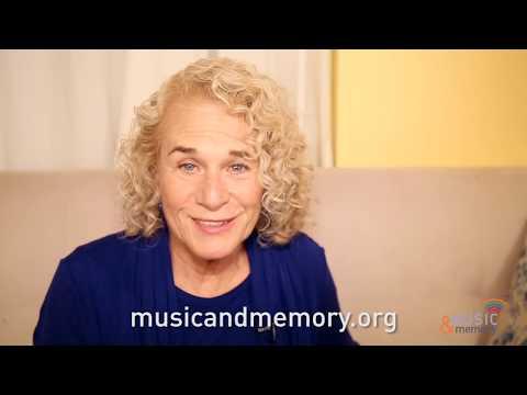 Carole King for Music & Memory
