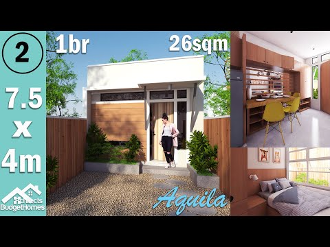 simple-house-design-for-small-lots-4m-x-7.5m-(26-sqm.)