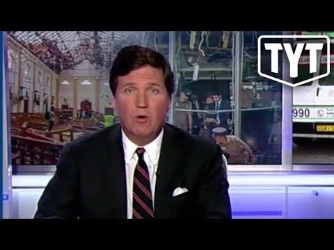 "Cenk Uygur Slams Tucker Carlson Segment On Christianity and Sri Lanka Bombings: ""All About Victimology"""