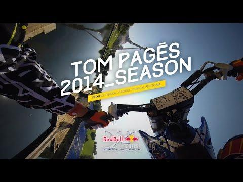 Tom Pages 2014 Season