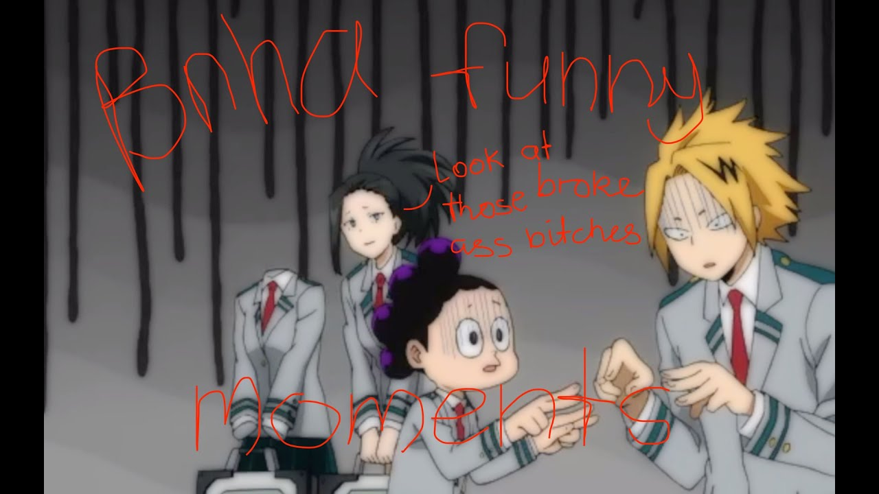 Download Bnha Season 4 Funny Moments (DUB) + bakugou moments :D