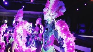 Световое шоу в Москве Fireangels