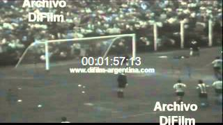 DiFilm - Estudiantes de La Plata vs Chaco For Ever (1966)