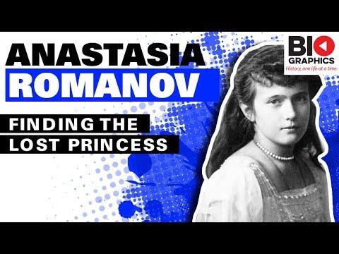 Anastasia Romanov: Finding The Lost Princess