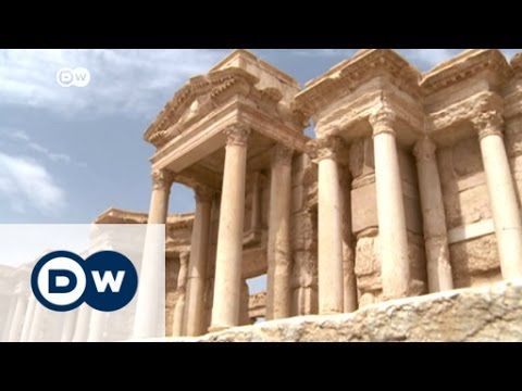 A visit to Palmyra after its recapture | DW News