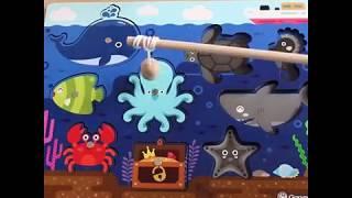 Деревянная игрушка GoryeoBaby -