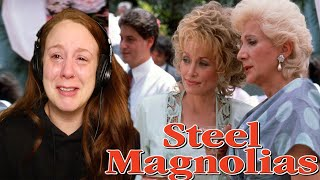 Steel Magnolias * FIRST TIME WATCHING * reaction & commentary