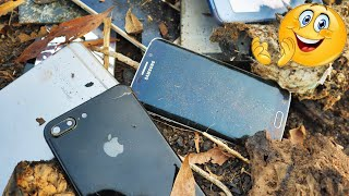 Restoration Broken samsung | Found a lot of phone in the Rubbish | New Restore samsung