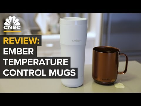 Reviewing The Nick Jonas Backed Ember Smart Mug