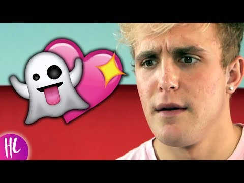 Jake Paul Talks About Falling In Love With A Ghost | Hollywoodlife