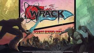 Wrack PC Gameplay