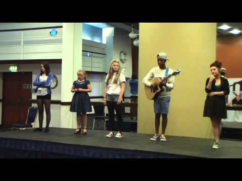 Open Mic UK Liverpool Auditions 2012 16