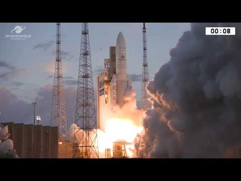 Arianespace TV VA248 Launch Sequence