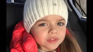 La niña más linda del mundo Anna knyazeva/ Rusa