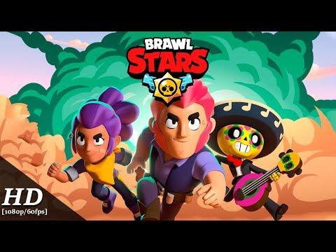 Brawl Stars Android Gameplay [1080p/60fps]
