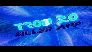 07 Tron 2.0 - Killer App - Light Cycle Arena