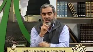 Futbol Oynamak ve Seyretmek - Nureddin Yıldız