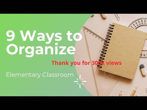 41+ Creative classroom decoration ideas for elementary