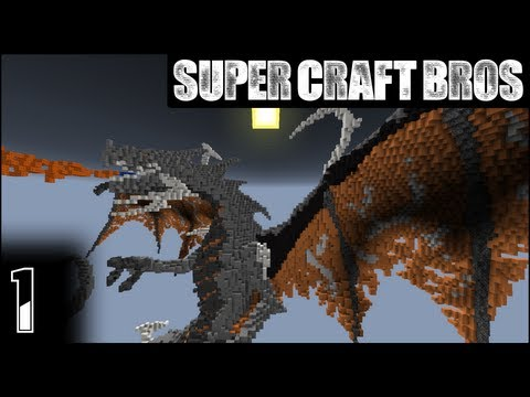 Super Craft Brothers - Episode 1 - Dang...