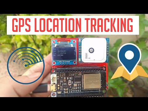 ESP32 GPS Tracker Circuit Build Tutorial - YouTube