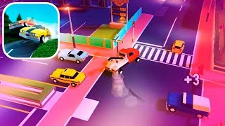 Reckless Getaway VS (by Pixelbite) iOS / Android Gameplay Trailer