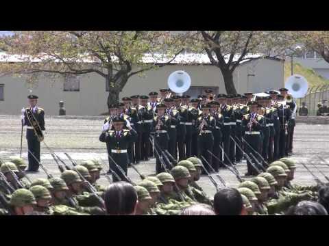 Kimigayo March / Battōtai March - Japanese Army Band
