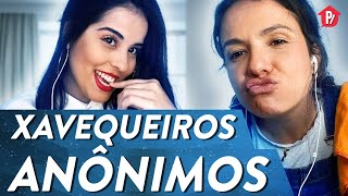 PEDREIRA NO XAVEQUEIROS ANÔNIMOS | PARAFERNALHA