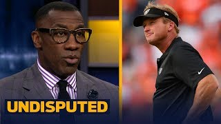 Skip and Shannon talk Jon Gruden and the Oakland Raiders