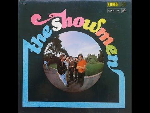 THE SHOWMEN   THE SHOWMEN   1969 ORGINAL FULL ALBUM
