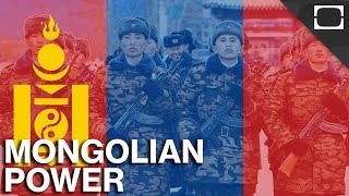 Gambar cover How Powerful Is Mongolia?
