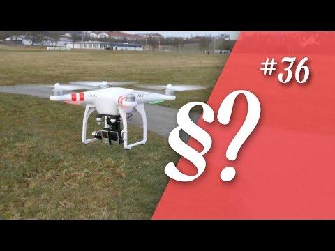 Drohne fliegen , was muss ich beachten ? // deutsch // in 4K // #36