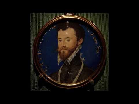 The Flat Pavan. John Johnson (1545 - 1594)