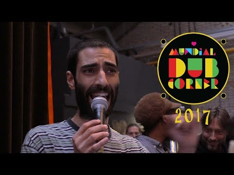 Festival Mundial 2017 - Alpha Pup & Angel Ites on the Pacha Mama Soundsystem