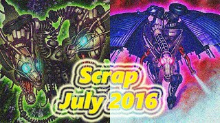 Yugioh Scrap Deck July 2016 (Duels + Deck list)